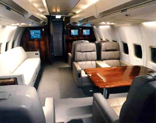 Corporate Travel Offers Discounted First Class Airfares